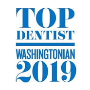 wahingtonian magazine top dentist 2019